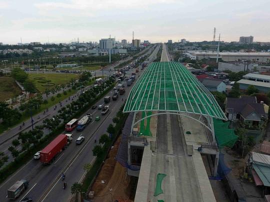 Phát triển hạ tầng khu Đông để TP HCM cất cánh.