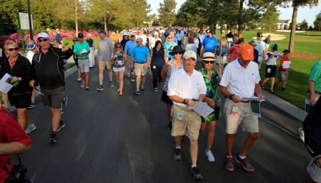 Những nét độc đáo chỉ có ở The Masters - sự kiện thể thao dành cho golfers và giới sành điệu - Ảnh 2.