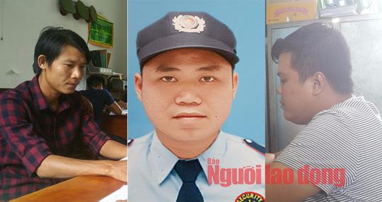 Truy nã kẻ cướp ngân hàng tại quận Tân Phú - Ảnh 1.