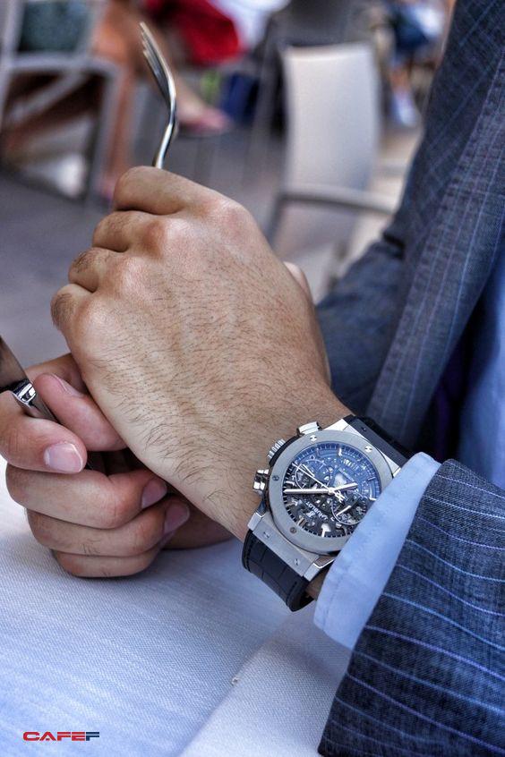 Những quy tắc chọn đồng hồ cơ bản mà một quý ông nhất định phải biết - Ảnh 1.