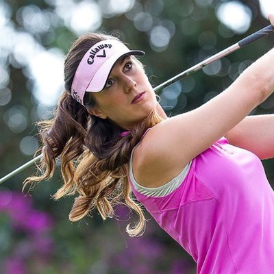 Top 5 bóng hồng nổi bật nhất làng Golf 2018: Xinh đẹp, nóng bỏng và thăng hoa trong môn thể thao quý tộc  - Ảnh 1.