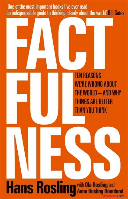 Tỷ phú Bill Gates: Thế giới sẽ tốt đẹp hơn nếu 1 triệu người đọc cuốn sách này - Ảnh 1.