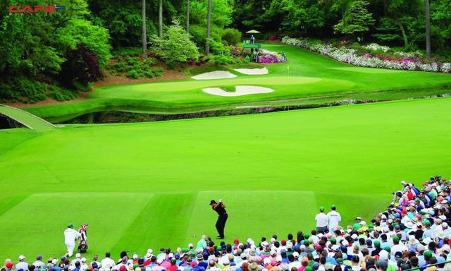 Những nét độc đáo chỉ có ở The Masters - sự kiện thể thao dành cho golfers và giới sành điệu - Ảnh 1.