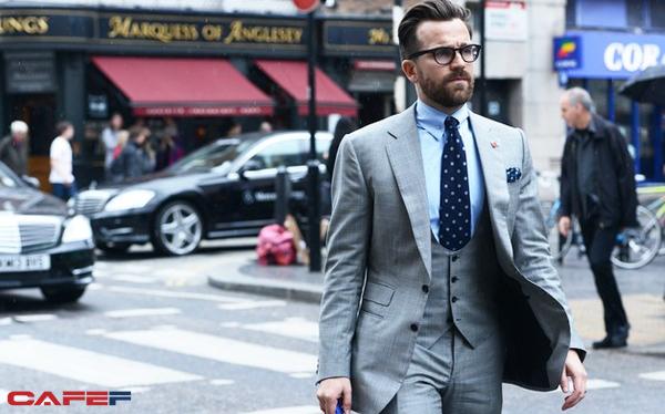 10 nguyên tắc mặc đẹp cho đấng mày râu: Muốn trở thành người đàn ông lịch lãm, có