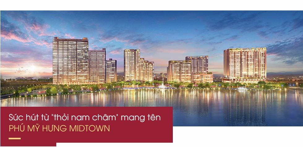 """""""Giải mã"""" Phú Mỹ Hưng Midtown - Hiện tượng lạ trên thị trường bất động sản - Ảnh 3."""