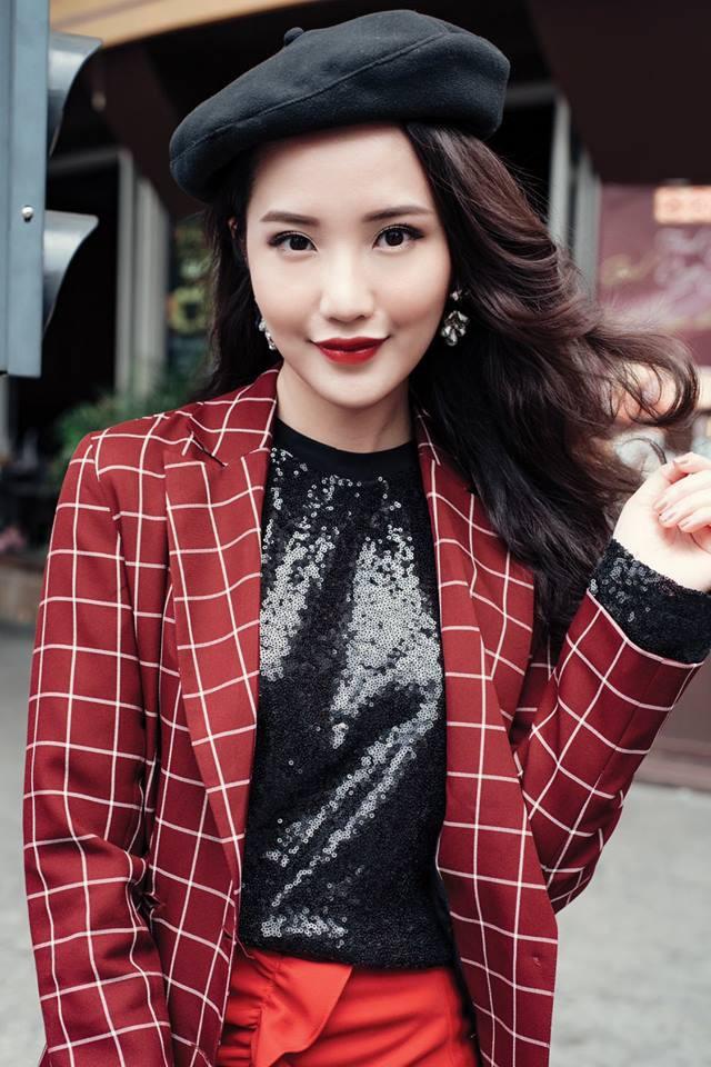Cận cảnh vẻ sành điệu và gia thế khủng của bạn gái thiếu gia Phan Thành - Ảnh 4.