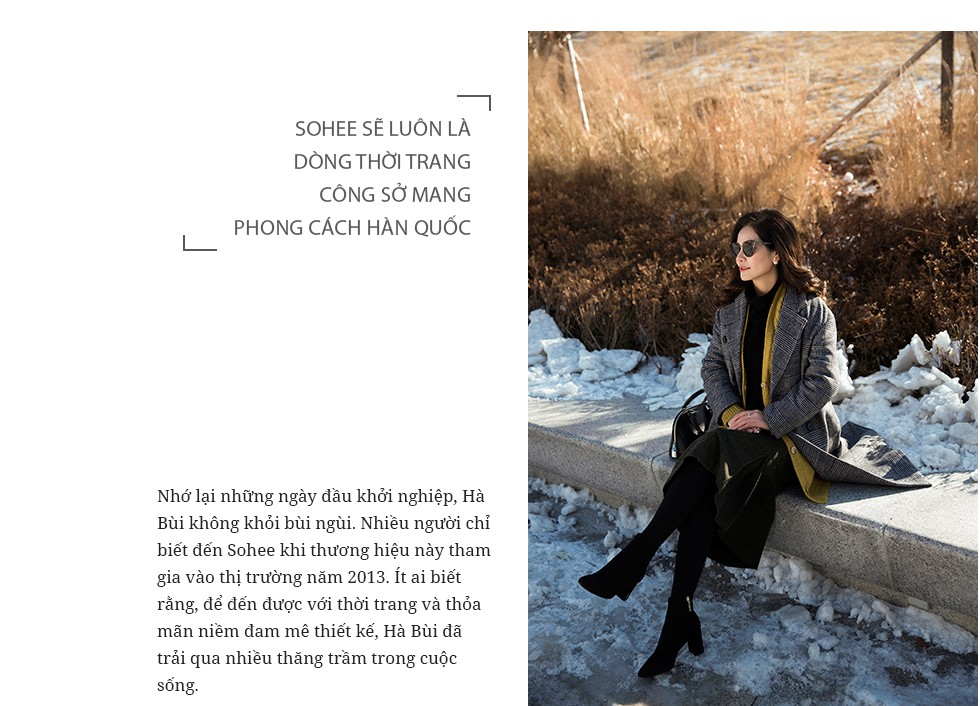 """CEO Hà Bùi – """"Con ong"""" chăm chỉ của giới thời trang công sở - Ảnh 6."""