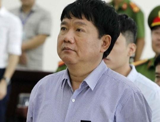 Ông Đinh La Thăng bị đề nghị y án 13 năm tù - Ảnh 1.