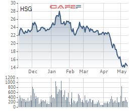 Hoa Sen Group chốt danh sách cổ đông phát hành 35 triệu cổ phiếu trả cổ tức - Ảnh 1.