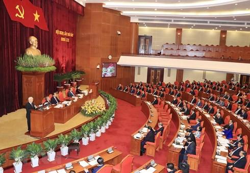 Hôm nay (12/5), Hội nghị Trung ương 7 khóa XII bế mạc - Ảnh 1.