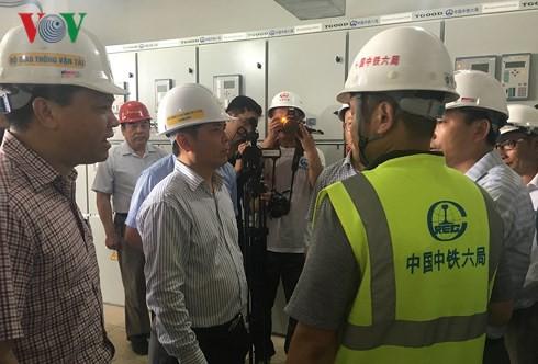 Bộ trưởng GTVT: Khai thác đường sắt Cát Linh-Hà Đông từ tháng 12 - Ảnh 1.