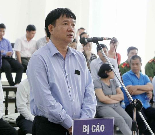Tòa phúc thẩm bác kháng cáo, tuyên y án 13 năm tù với ông Đinh La Thăng - Ảnh 1.