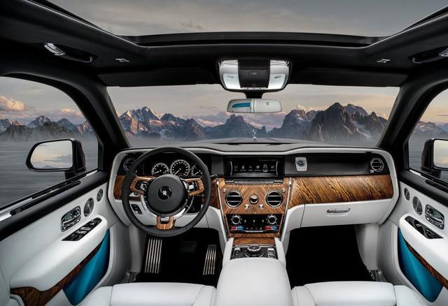 Rolls-Royce Cullinan chính hãng giá trên 41,2 tỷ đồng đã có đại gia Việt đặt hàng - Ảnh 3.