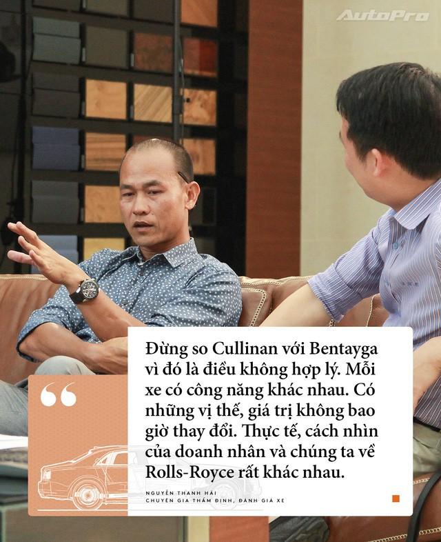 Rolls-Royce Cullinan chính hãng giá trên 41,2 tỷ đồng đã có đại gia Việt đặt hàng - Ảnh 4.
