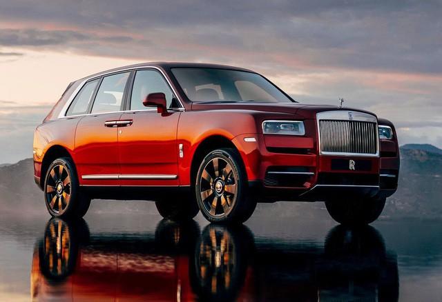 Rolls-Royce Cullinan chính hãng giá trên 41,2 tỷ đồng đã có đại gia Việt đặt hàng - Ảnh 6.