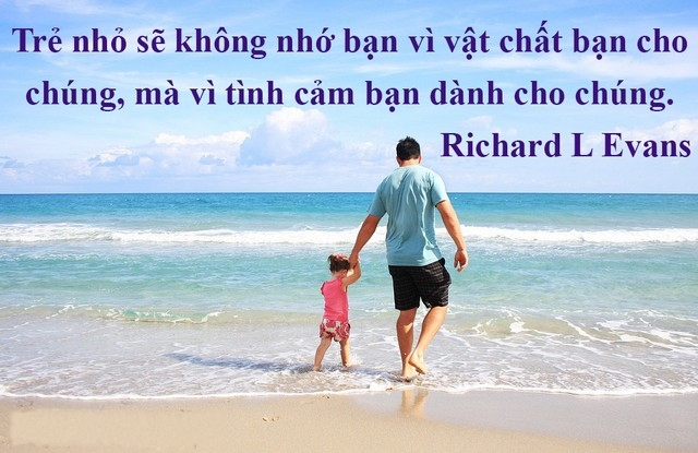 Những câu chuyện kể lại nhân ngày Quốc tế Gia đình: Vì có một người cha đã hứa - Ảnh 2.