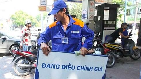 Xăng dầu giảm giá từ 15h ngày 31/8/2019