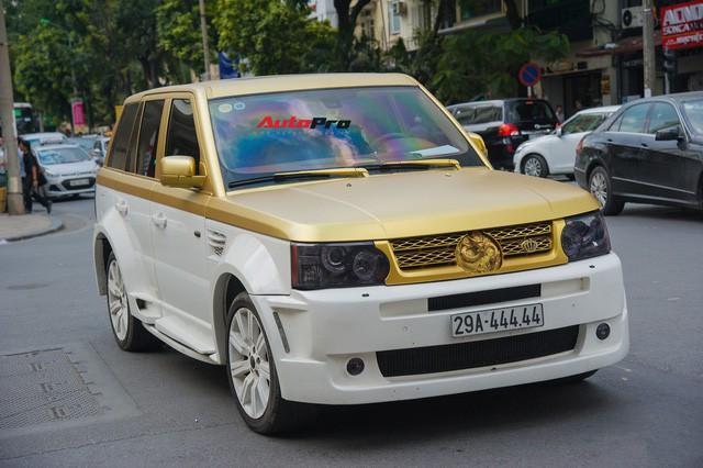 Trào lưu chơi xe 2 màu phong cách Range Rover SVAutobiography của dân chơi Việt - Ảnh 13.