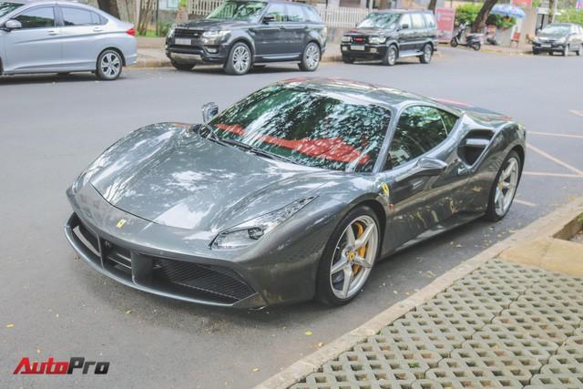 Sau chiếc BMW M2, Cường Đô-la tậu thêm BMW M3 tông xuyệt tông với Ferrari 488 GTB - Ảnh 6.