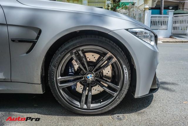 Sau chiếc BMW M2, Cường Đô-la tậu thêm BMW M3 tông xuyệt tông với Ferrari 488 GTB - Ảnh 8.