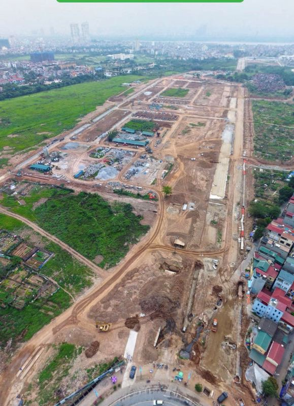Công tác GPMB dự án xây dựng tuyến đường từ đê Ngọc Thụy đi Khu đô thị mới Thượng Thanh - Ảnh 2.
