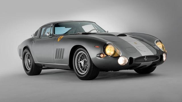 10 chiếc xe đắt đỏ nhất từng lên sàn đấu giá: Chủ yếu là Ferrari - Ảnh 6.