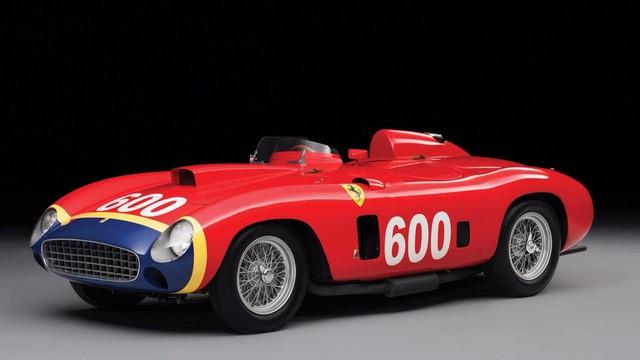 10 chiếc xe đắt đỏ nhất từng lên sàn đấu giá: Chủ yếu là Ferrari - Ảnh 8.