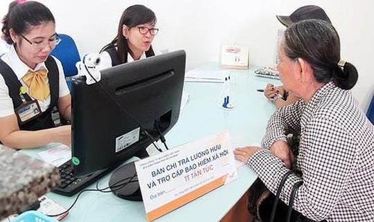 Điều chỉnh lương hưu, trợ cấp BHXH và trợ cấp hàng tháng cho 4 đối tượng - Ảnh 1.