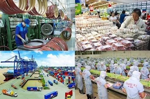 Tăng trưởng kinh tế Việt Nam năm 2018 có thể đạt 7,02% - Ảnh 1.