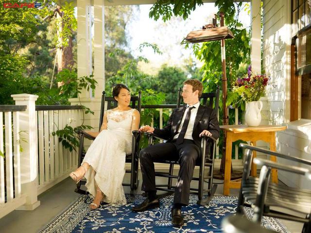 Đều là những ông trùm kinh doanh quyền lực nhất thế giới song đám cưới của họ không hề hoành tráng và xa hoa như bạn nghĩ  - Ảnh 3.