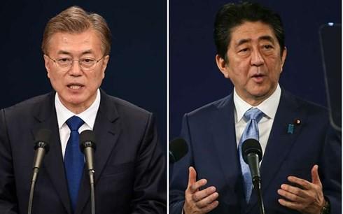 Nhật Bản và Hàn Quốc phản ứng việc Mỹ hủy bỏ cuộc gặp với Triều Tiên - Ảnh 1.