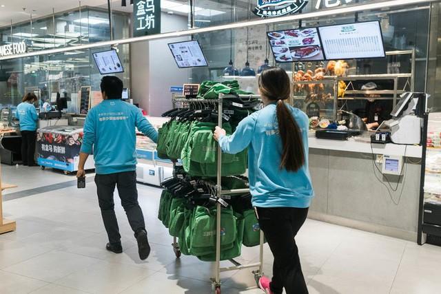Siêu thị tương lai của Alibaba tại Trung Quốc đã vượt xa nước Mỹ: Giao hàng trong 30 phút, thanh toán qua nhân diện khuôn mặt - Ảnh 15.