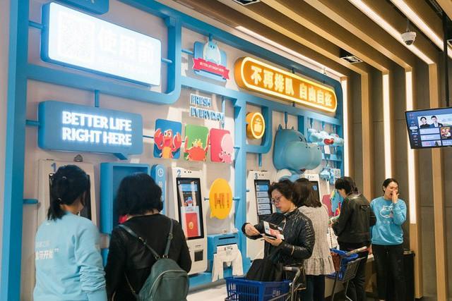 Siêu thị tương lai của Alibaba tại Trung Quốc đã vượt xa nước Mỹ: Giao hàng trong 30 phút, thanh toán qua nhân diện khuôn mặt - Ảnh 26.