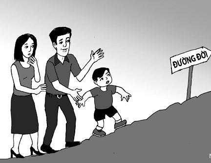 Đây là những sai lầm mà hầu hết 90% các bậc cha mẹ mắc phải khiến con cái của họ không thể thành công! - Ảnh 2.