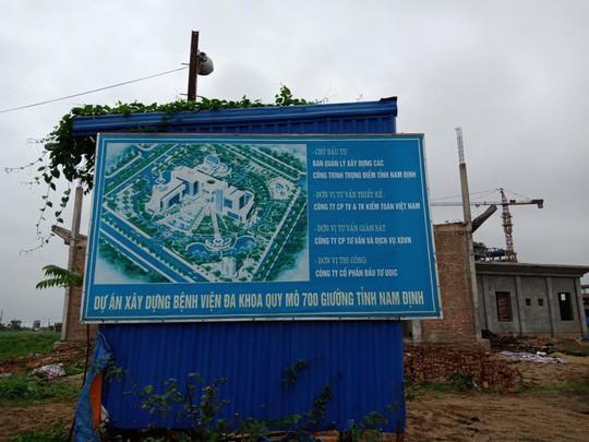 Cận cảnh hoang tàn dự án bệnh viện 700 giường đầu tư 850 tỉ đồng - Ảnh 22.
