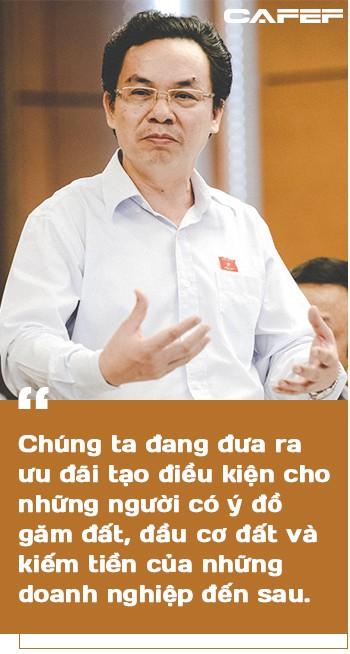 """PGS.TS Hoàng Văn Cường: Ưu đãi tiền thuê đất ở đặc khu """"tạo điều kiện"""" cho đầu cơ, găm đất! - Ảnh 4."""