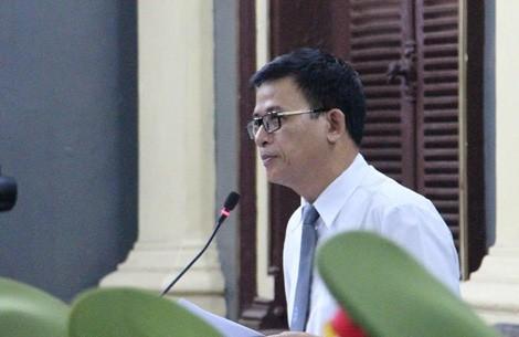 Luật sư của bà Hứa Thị Phấn phản pháo tại tòa  - Ảnh 3.