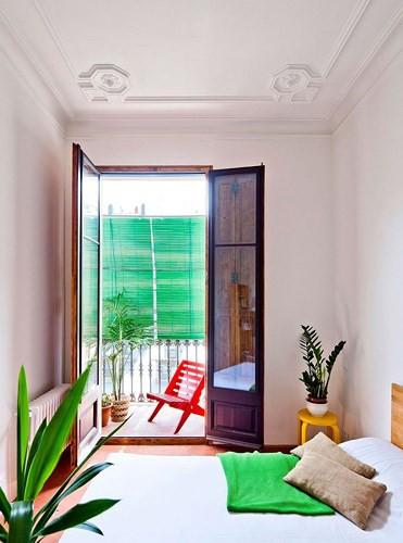 Sử dụng bên trong xe sáng tạo trong căn hộ cao tầng 70 m2 - Ảnh 8.