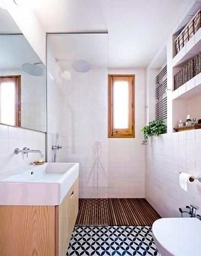 Sử dụng bên trong xe sáng tạo trong căn hộ cao tầng 70 m2 - Ảnh 9.