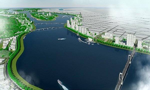 ThaiGroup của bầu Thụy (tiền thân là Tập đoàn Xuân Thành) được Quảng Ngãi giao lập đề án dự án BT nạo vét, thông luồng sông Trà Khúc - Ảnh 1.