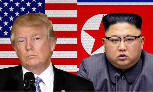 Mỹ - Triều gửi đi các dấu hiệu thiện chí trước hội nghị Thượng đỉnh - Ảnh 1.