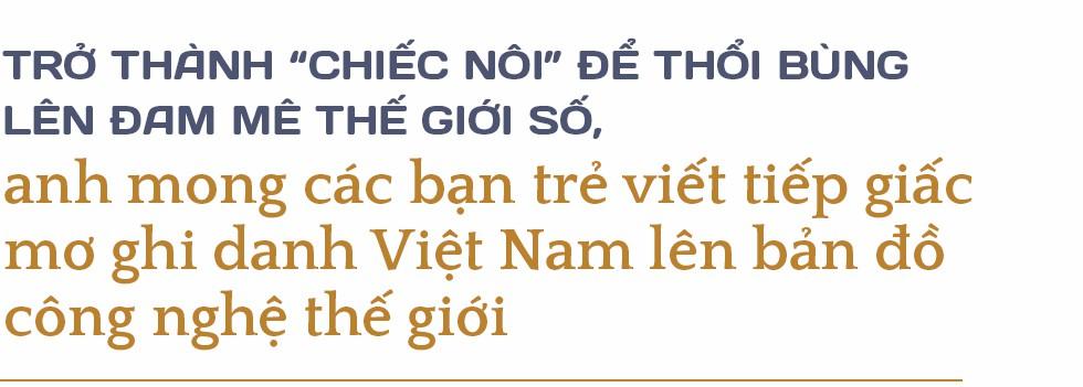 Từ thành viên nhóm nghiên cứu sản xuất máy tính đầu tiên đến Chủ tịch Tập đoàn CNTT số 2 Việt Nam: Cả đời đam mê chinh phục thế giới số - Ảnh 7.