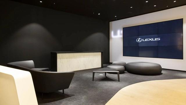 Phòng chờ sân bay Lexus - Cách chiều khách nhà giàu của hãng xe sang Nhật Bản - Ảnh 2.