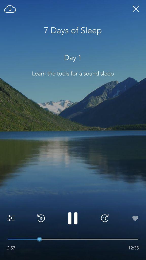 7 ứng dụng giúp bạn thư giãn đầu óc để ngủ ngon hơn - Ảnh 6.