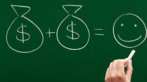 Bao nhiêu tiền đủ để mua hạnh phúc: Thu nhập tăng gấp đôi có khiến bạn hạnh phúc gấp đôi - Ảnh 1.