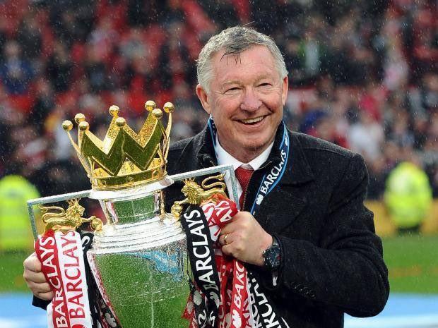 SỐC: Sir Alex Ferguson bị xuất huyết não, phải phẫu thuật khẩn - Ảnh 1.