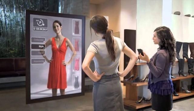 Amazon sắp cho thử quần áo ảo lên người khi chọn mua, soi một cái biết ngay có vừa hay không - Ảnh 2.