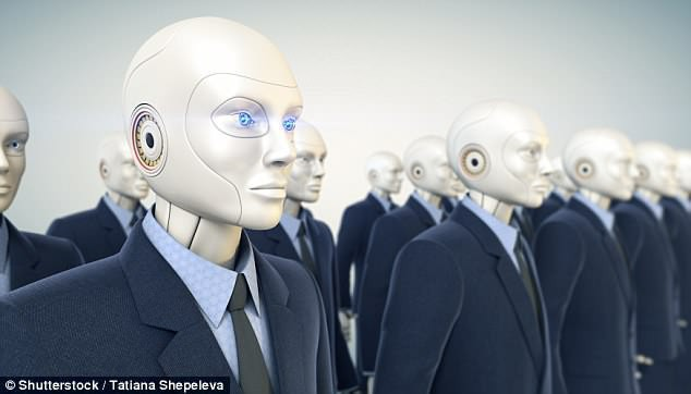 Ngân hàng thay 7 nhân viên bằng 5 robot, kết quả thu được khiến tất cả phải lo ngại - Ảnh 1.