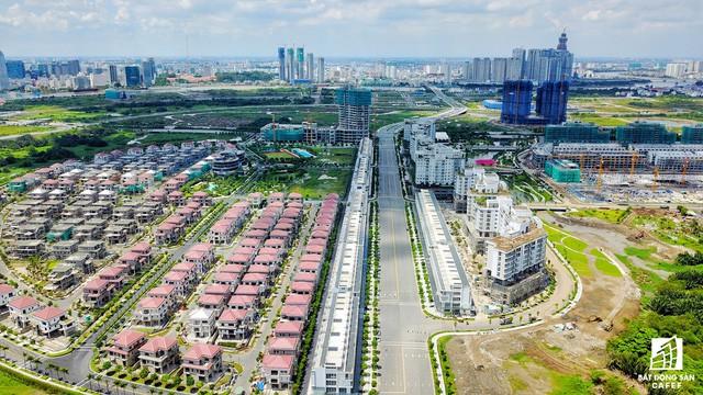 Điểm danh các dự án bất động sản tỷ đô đang được đầu tư ở Thủ Thiêm - Ảnh 3.