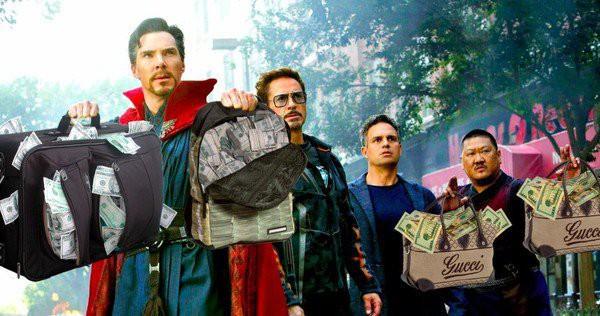 Avengers: Infinity War chính thức trở thành phim cán mốc tỉ đô nhanh nhất lịch sử! - Ảnh 2.